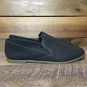 NEW Lucky Brand Charsa 2 Slip-on Leather Flat